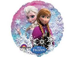 """Шар-круг """"Frozen S60"""" 18"""""""
