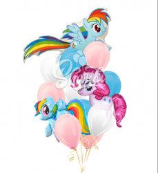 """Букет """" Party Pony"""""""