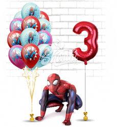"""Букет """"Человек-паук"""""""