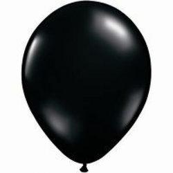 """Черный шар 14""""/36 см"""