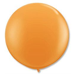 Большой шар 70 см, Оранжевый
