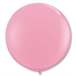 Большой шар 90 см, Роза