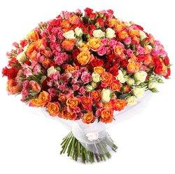 """Букет из цветов """"Лето"""""""