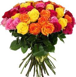 """Букет из цветов """"Ассорти"""""""