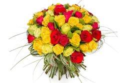 """Букет из цветов """"Принцесса Анна"""""""
