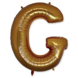 """Шар-буква """"G"""""""