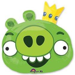 "Шар-фигура ""Angry Birds Король Свиней"" 58 см"