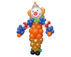 """Фигура из шаров """"Клоун Большой"""""""