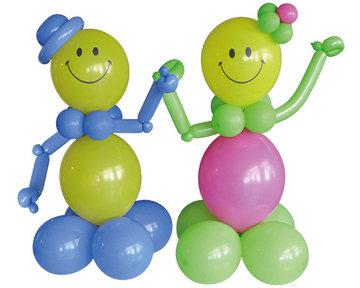 Фигурки из круглых шариков своими руками 32