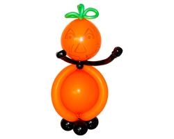 "Фигура из шаров ""Манекен Хэллоуин"""