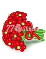 """Цветы из шаров """"Букет 9"""""""