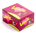 """Коробка """"Love is"""" (Вишня-лимон)"""