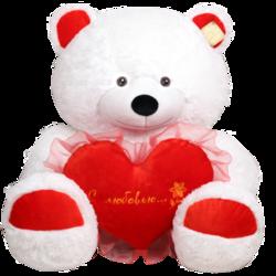"""Плюшевый медведь """"Валентин"""""""