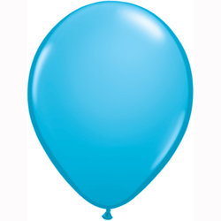 """Голубой шар 14""""/36 см"""