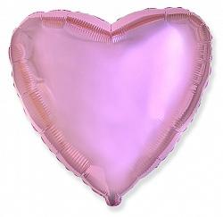 """Сердце """"Розовый мет"""", 46 см"""