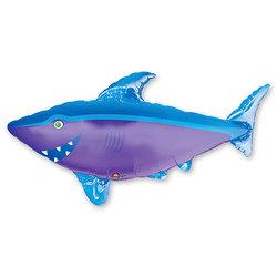 """Шар-фигура """"Акула"""""""