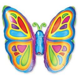 """Шар-фигура """"Бабочка яркая"""""""