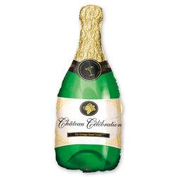 "Шар-фигура ""Бутылка шампанского"""