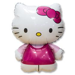 "Шар-фигура ""Hello Kitty розовая"""