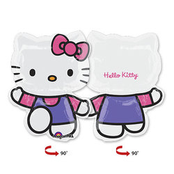 "Шар-фигура ""Hello Kitty"""