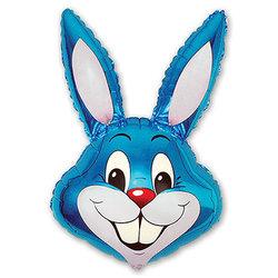 """Шар-фигура """"Кролик синий"""""""