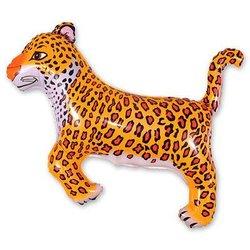 """Шар-фигура """"Леопард черные пятна"""""""