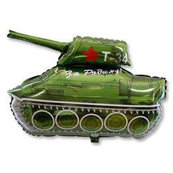 """Шар-фигура """"Танк Т-34"""""""