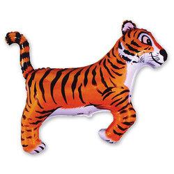 """Шар-фигура """"Тигр черные полоски"""""""