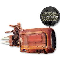 """Шар-фигура """"Звёздные Войны-7 Cruiser"""""""