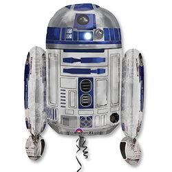 """Шар-фигура """"Звёздные Войны R2D2"""""""