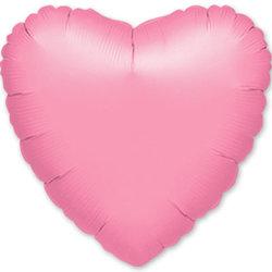 """Шар-сердце """"Лаванда"""" 46 см"""